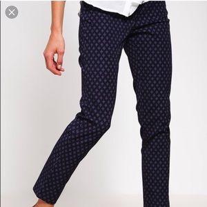 BR Sloan slim ankle pants